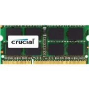 Crucial 4GB DDR3 1333 MT/s CL9 PC3-10600 SODIMM 204pin voor Mac