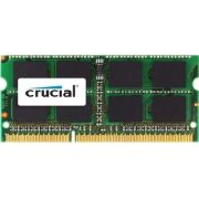 Crucial 8GB DDR3 1333 MT/s CL9 PC3-10600 SODIMM 204pin voor Mac