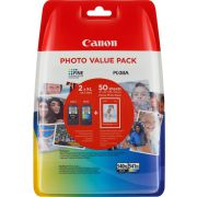 Canon PG-540 XL / CL-541 XL Photo Value Pack GP-501 50 bl.