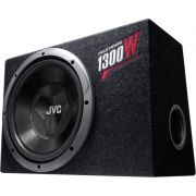 JVC CS-BW 120 subwoofer in kast