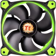 Thermaltake Riing 12 LED Green, 120mm