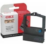 OKI Black Nylon Ribbon for ML590/591