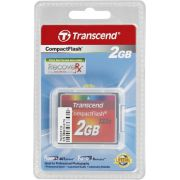 Transcend Compact Flash 133x  2GB