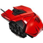 Madcatz Cyborg M.M.O. TE Gaming Mouse (RED)