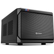 Sharkoon QB One Black Mini ITX Behuizing
