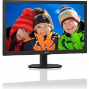 "Philips 223V5LHSB2 21.5"" Zwart Full HD monitor"