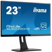 "iiyama ProLite XUB2390HS-B1 23"" Zwart Full HD PC-flat panel monitor"