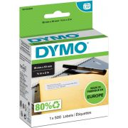 Dymo Labels/Multi-purpose 19mmx51mm White