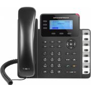 Grandstream Networks GXP1630 Wired handset 3regels LCD Zwart IP telefoon