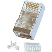 Lindy RJ-45 Connector, 10pk - [62435]