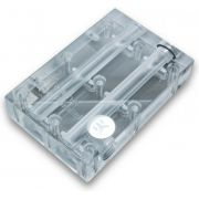 EK Water Blocks EK-FC Terminal TRIPLE Parallel - Transparant