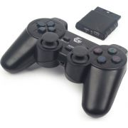 Gembird JPD-WDV-01 Gamepad PC,Playstation 2,Playstation 3 Zwart game controller