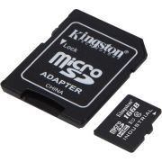 Kingston Technology Industrial Temperature microSD UHS-I 16GB 16GB MicroSDHC UHS-I Class 10 flashgeh