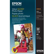 Epson Value Glossy Photo Paper A 4. 20 vel. 183 g S 400035