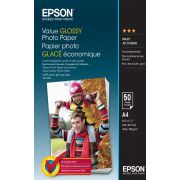 Epson Value Glossy Photo Paper A 4. 50 vel. 183 g S 400036
