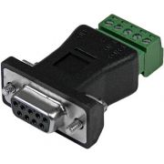 StarTech.com RS422 RS485 Serial DB9 -> Terminal Block Adapter