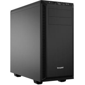 be quiet! Pure Base 600 black Midi Tower Behuizing