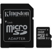 Kingston Micro SDHC Canvas Select 16GB