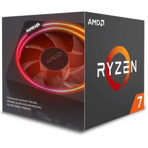 AMD Ryzen 7 2700X processor